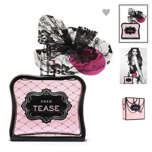 Victoria's Secret Noir Tease